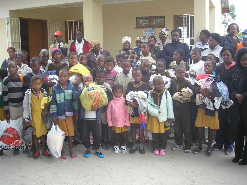 Mokongwa students